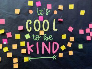 Kindness at Travis Ranch School.